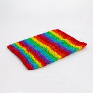 Rainbow Crochet Tube Top 9 inches
